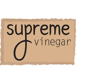 That Creative Guy. Supreme Vinegar Logo. brand expert. graphic design. web design in mississippi.
