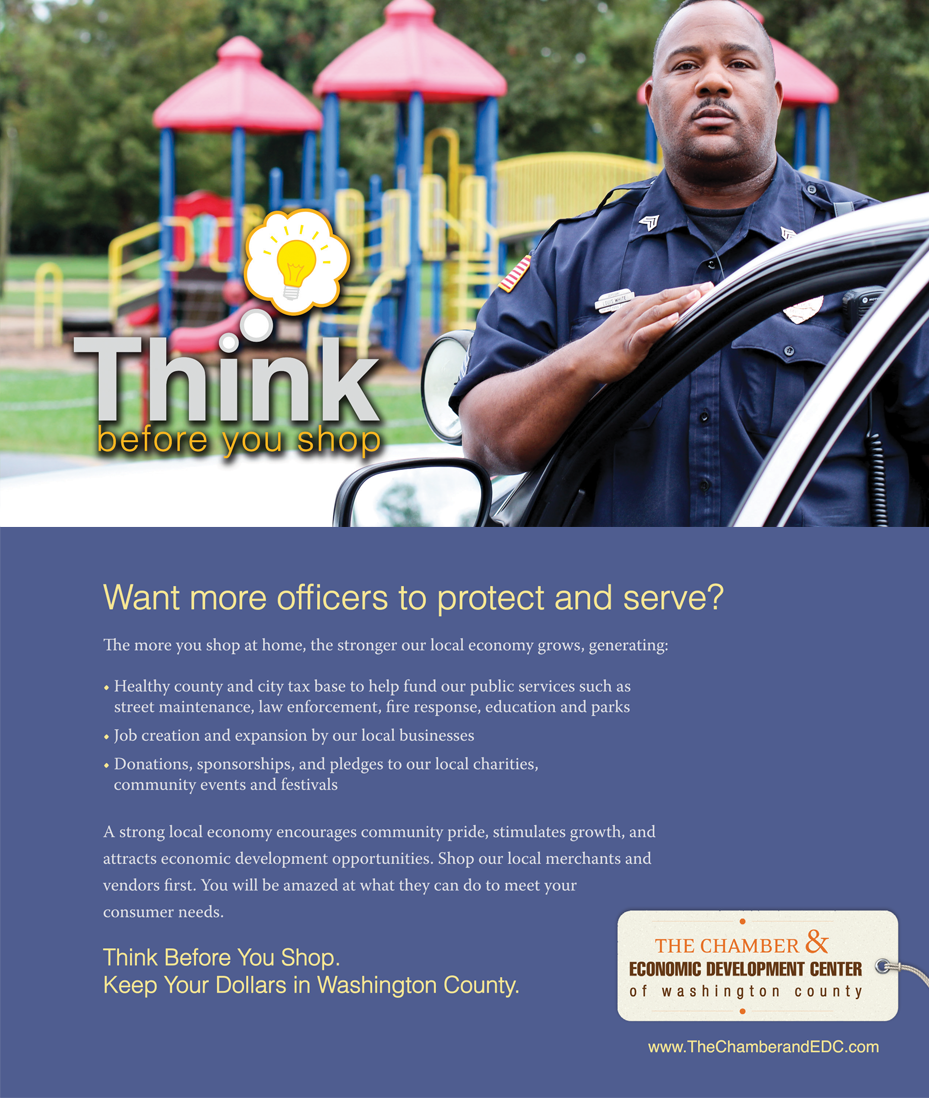 That Creative Guy. Think Before You Advertising Design. brand expert. graphic design. web design in mississippi.
