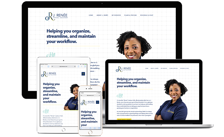 That Creative Guy. Oh Yesss Empowerment Conference Website Design. brand expert. graphic design. web design in mississippi.